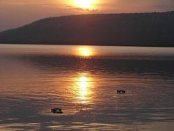 Озеро Мбуро